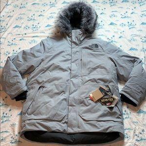 The North Face Mens Defdown GTX Parka Jacket